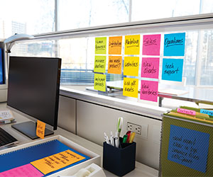web banner of Post-it, 3M